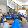 Молодежное служение под покровом Матери-Церкви