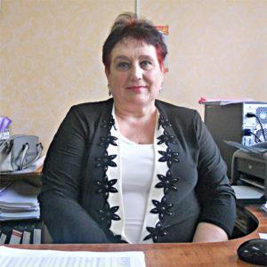 Нина Федорченко
