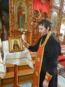 отец Андрей Корнев