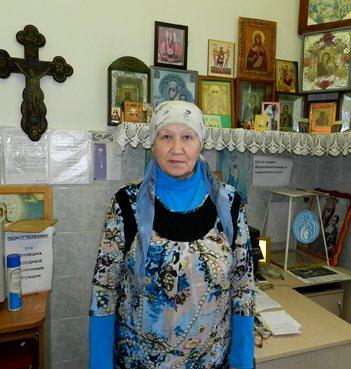 Нина Николаевна Постникова