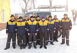 аварийно-спасательная служба, Киселевск