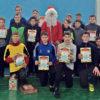 Второе место в Ленинске-Кузнецком в турнире по мини-футболу