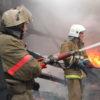 Статистика пожаров в Киселевске в 2017 году