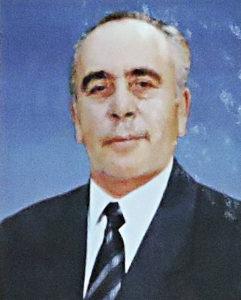 Николай Федотович Жайворонок