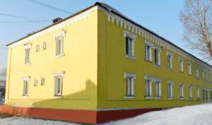 ул. Томская, 7 (фасад)