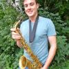 Соло на трубе и саксофоне