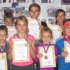 №9. Август 2017 г. Лето проводили медалями (кросс среди лыжников-гонщиков)