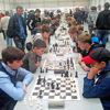 № 14. Сентябрь 2017 г. Матч-турнир по быстрым шахматам среди команд муниципальных образований области