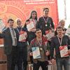 Награждение победителей и призеров фестиваля ГТО