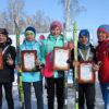 Фонд «СУЭК-Регионам» поддержал областные соревнования по лыжному спорту