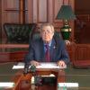 Отставка Губернатора принята президентом