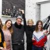 Хендрик Байкирш встретился с юными кузбасскими художниками