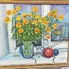 Выставка живописи в краеведческом музее