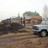 По вине 40-летнего хулигана со спичками мог сгореть храм