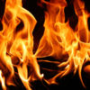 Пожары в Киселевске