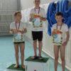 Соревнования по плаванию в честь Дня Победы