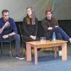 На вопросы юных киселевчан отвечают актеры фильма «Движение вверх»