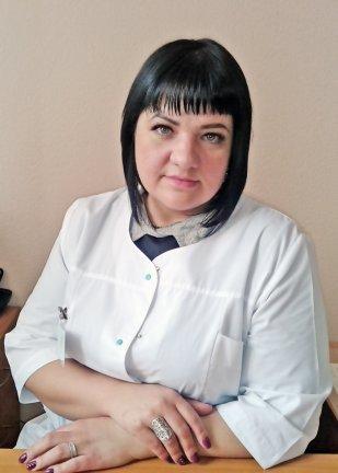 Татьяна Радюхина