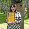 Вторая награда газеты «Киселевские вести» за три недели
