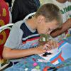 ТАЛТЭК провел творческий мастер-класс для воспитанников детского оздоровительного лагеря «Гвоздика»