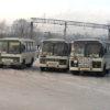 Осенне-зимнее расписание автобуса №104