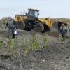 Работники ГК ТАЛТЭК приняли участие в едином дне посадки леса