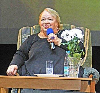 Наталья Крачковская в Киселевске