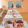 Открытие новой столовой в школе №11 Киселевска
