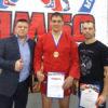 Руслан Гилязов продолжает побеждать!