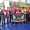 Открытое первенство г. Белово по тайскому боксу «Битва за добро»