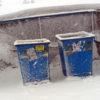 Без выходных: вывоз мусора в новогодние праздники