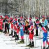 «Лыжня России» бьет рекорды