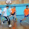 Мини-футбол создает праздничное настроение