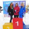 Киселевчанки — первые в «Снегориаде»