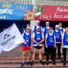 Команда ГК ТАЛТЭК приняла участие в традиционной легкоатлетической эстафете в канун Дня Победы