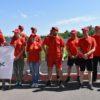 Работники угольного дивизиона ГК ТАЛТЭК приняли участие в Спартакиаде рабочей молодежи