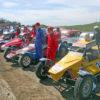 Киселевск: традиционные соревнования по автокроссу
