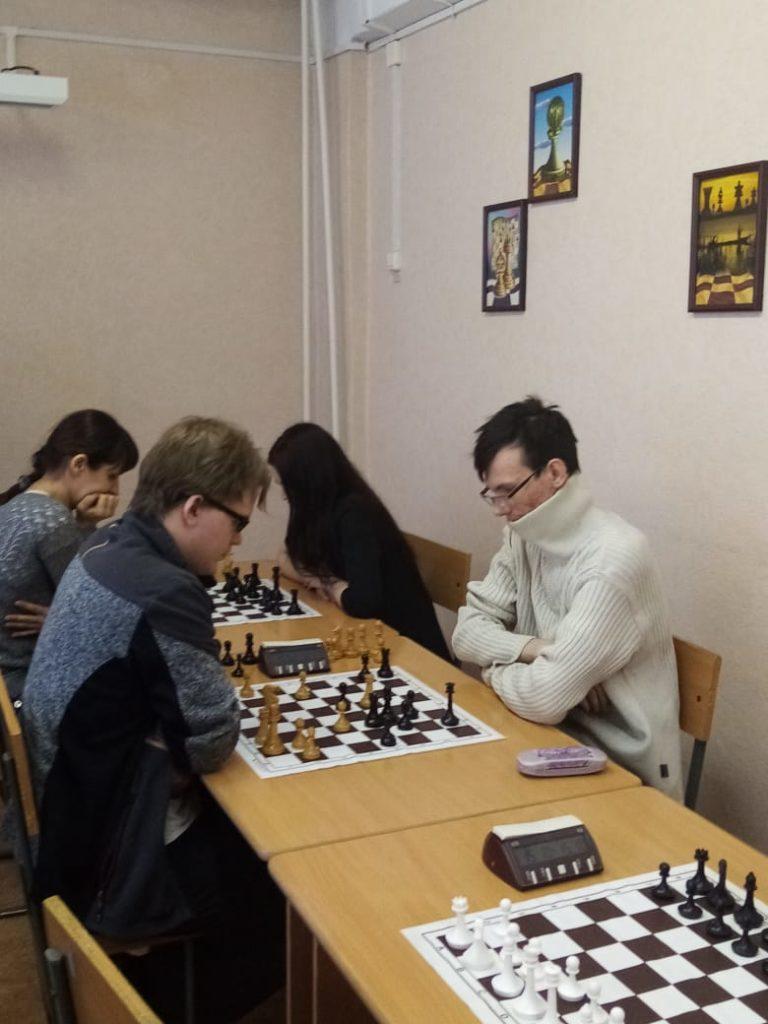 шахматы Междуреченск
