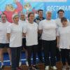 Фестиваль ГТО среди трудовых коллективов