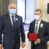 Сотруднику угольного дивизиона ГК ТАЛТЭК присвоена высокая государственная награда