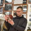Угольщики «Северного Кузбасса» Группы компаний ТАЛТЭК передали экспонаты в музей г. Березовского