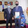 АО «Поляны» третий год подряд становится лучшим предприятием по новогоднему оформлению в Киселевске