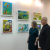 Партнер ГК ТАЛТЭК проводит выставку детских художественных работ в Москве